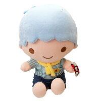 雙子星周邊商品推薦到【真愛日本】15050800020 12吋休閒坐娃-KIKI 三麗鷗家族 Kikilala 雙子星 娃娃 玩偶 正品 限量
