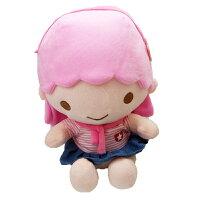 雙子星周邊商品推薦到【真愛日本】15050800021 12吋休閒坐娃-LALA 三麗鷗家族 Kikilala 雙子星 娃娃 玩偶 正品