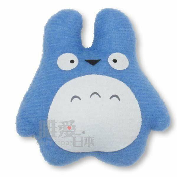 ﹝宮崎駿會館﹞7111600071 藍龍貓Q版造型娃娃磁鐵 龍貓 TOTORO 豆豆龍 吸鐵 留言板吸鐵