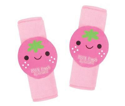 『121婦嬰用品館』拉孚兒 安全帶護套 - 草莓 0