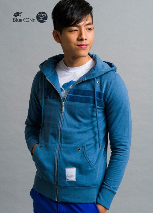 【BlueKONn.】織帶小外套 1