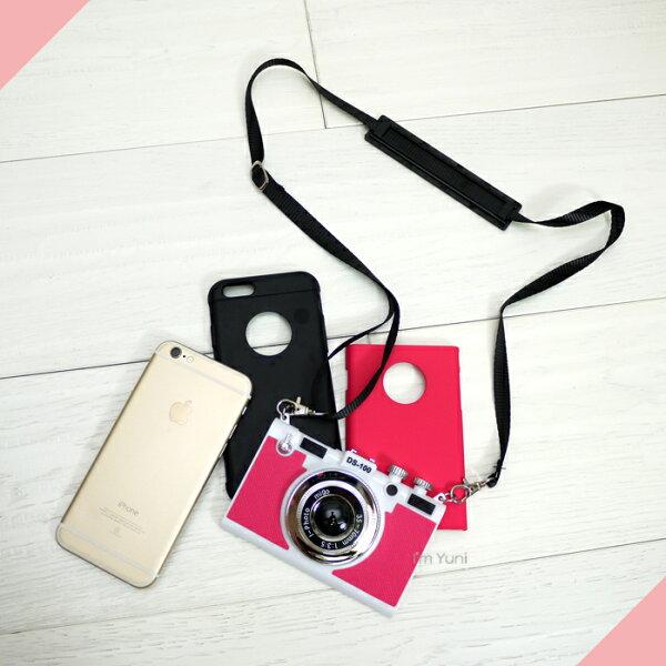 ★Im Yuni Shop★ 相機造型手機殼*現貨