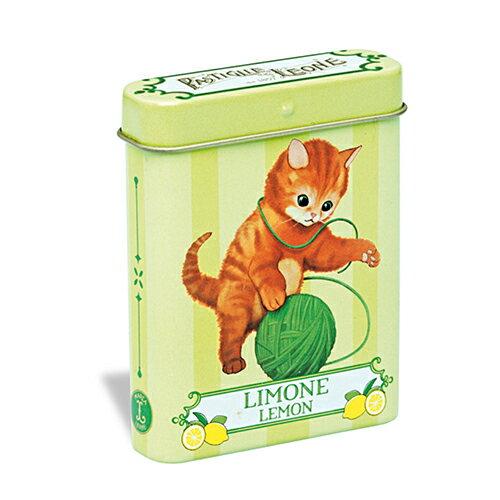 【PASTIGLIE LEONE里歐雷糖果】2016新款可愛寵物系列★檸檬小橘貓★ 0
