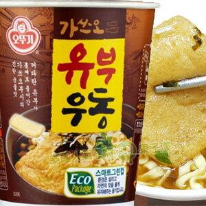 韓國不倒翁 油豆腐烏龍麵(杯麵) /泡麵 [KR241] 0