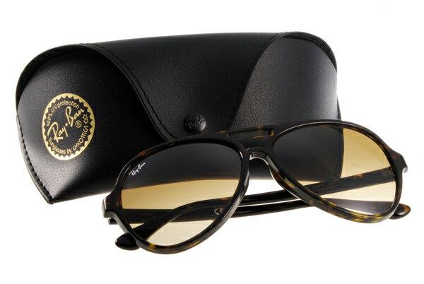 Ray Ban 雷朋 琥珀玳瑁 太陽眼鏡 RB4125F 0