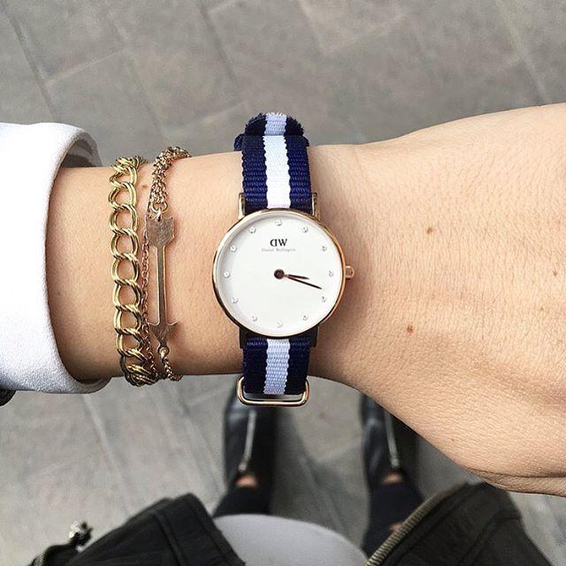 【Daniel Wellington】DW手錶CLASSY GLASGOW 26MM(免費贈送另一組表帶) 7