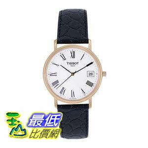 [好市多代購 如果沒搶到鄭重道歉] Tissot 皮革錶帶石英男錶 _W760752