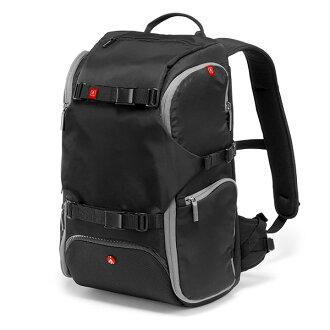 Manfrotto 正成公司貨 MB MA-BP-TRV - TRAVEL BACKPACK 專業級旅行後背包