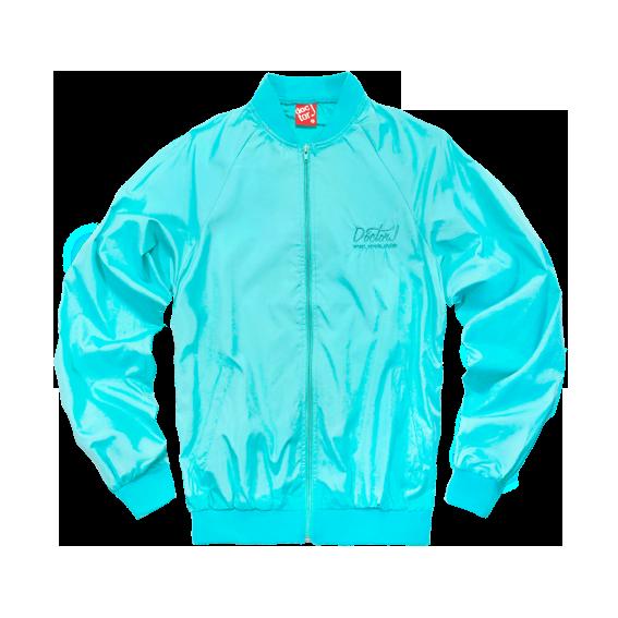 DoctorJ 防風外套 藍綠色 (男/女款皆有)