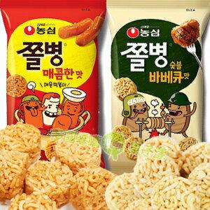 *即期促銷價*韓國農心 脆麵圓餅 辣炒年糕味 / 燒烤味 [KR202] - 限時優惠好康折扣