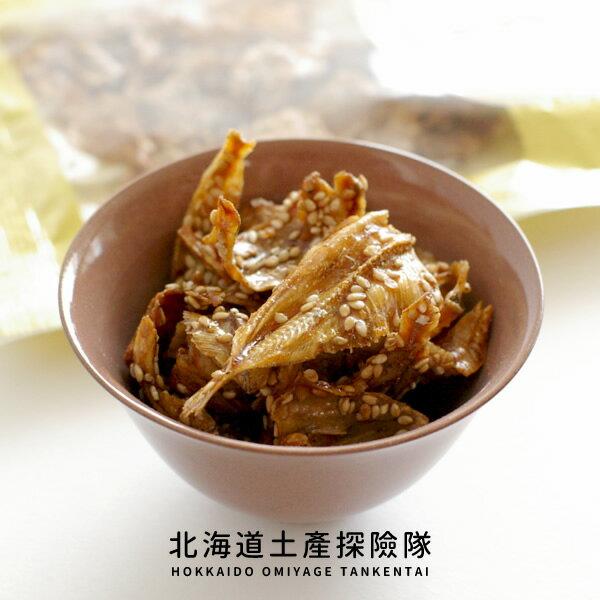 「日本直送美食」[北海道海產] 小沙丁魚醬油燒 ~ 北海道土產探險隊~