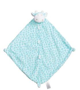 【美國 Angel Dear】動物嬰兒安撫巾 ─ 藍色長頸鹿