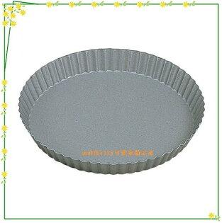 asdfkitty可愛家☆貝印不沾圓型烤派餅盤-20公分-固定模-DL-0135-塔派模型-麵包可用-日本製