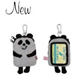 [2016新品上市]gladee熊貓票卡包