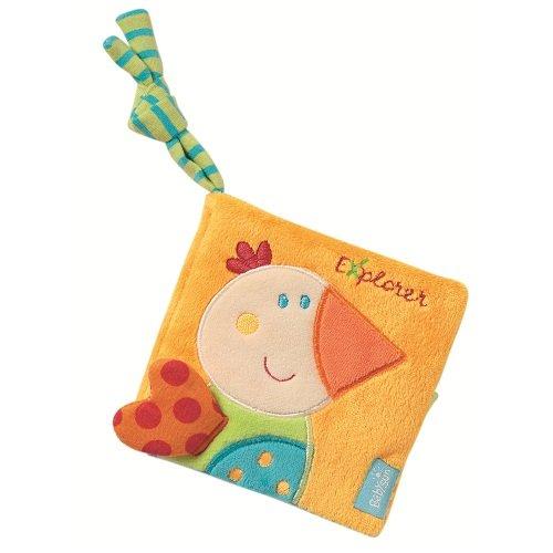 babyFEHN 芬恩 - 探險家彩色鳥布偶玩具書 0