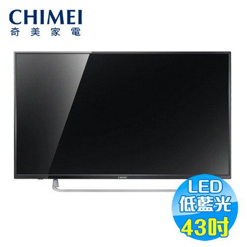奇美 CHIMEI 43吋 低藍光液晶顯示器 TL-43A200