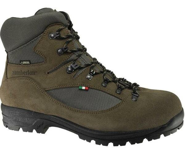 Zamberlan 防水登山鞋/不水解登山靴 549 Sherpa Pro GTX 高筒專業登山鞋 卡其 Gore-tex黃金大底義大利製