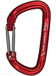 Rock Exotica rockD biwire D型鉤環/大D勾環/登山扣環 C2 BW