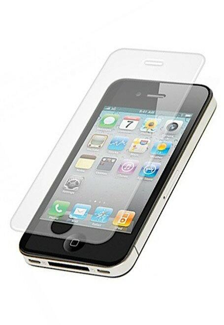 Cristal Protector Templado iPhone 4 - 4S 0