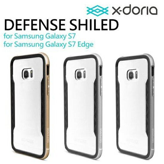 【 X-DORIA】三星 Samsung Galaxy S7 G930FD 防摔殼/保護殼/手機保護套/保護殼/硬殼/手機殼/背蓋/鋁合金邊框