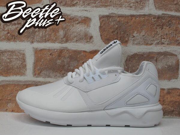 男生 BEETLE ADIDAS TUBULAR 平民版 Y-3 QASA 黑標 全白 白武士 慢跑鞋 S83141