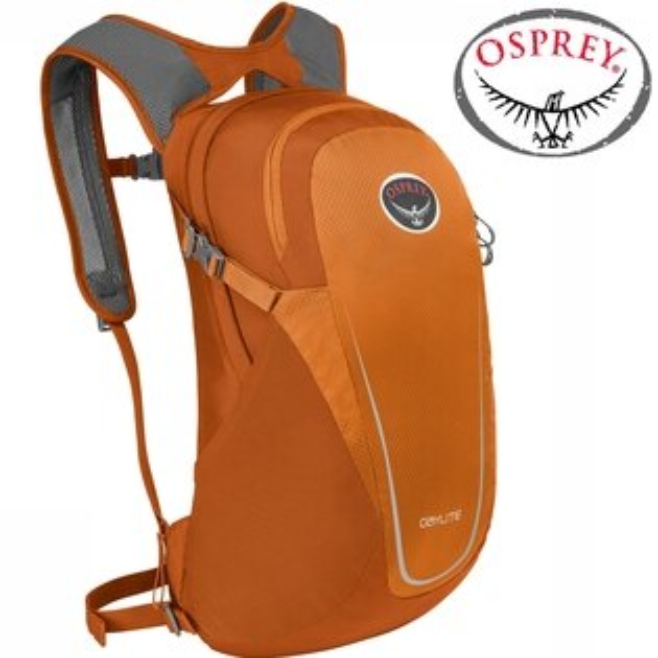 Osprey Daylite 16 後背包/攻頂包/登山小背包 岩漿橙 台北山水