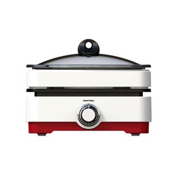 MATRIC 日本松木 MG-PG0801 油切烹飪兩用鍋