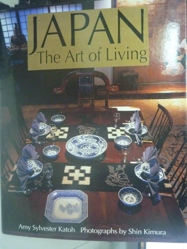 ~書寶 書T9/ _PLB~Japan the Art of Living_Katoh ~