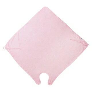 『121婦嬰用品館』PUKU 寶寶沐浴圍裙 - 粉 2