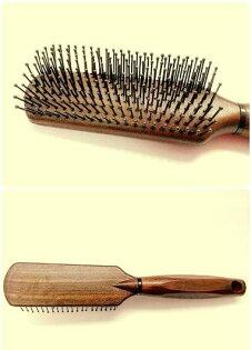 專業 梳子 木紋排骨梳子 #241 另有魔法梳 圓梳 乾髮梳 神梳  ☆真愛香水★