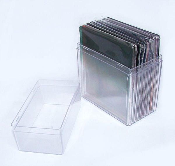 攝彩@濾鏡套裝收納盒 漸變鏡濾鏡盒 可裝10片濾鏡-21009