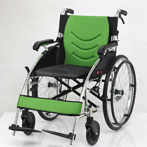均佳 機械式輪椅 JW-125-便利型