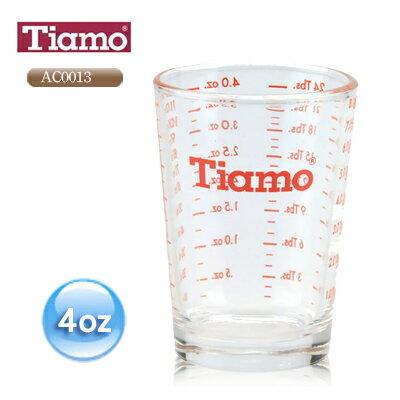 《Tiamo》玻璃盎司杯/4oz(AC0013)