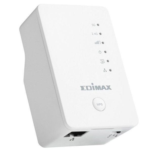 訊舟 EDIMAX EW-7438AC AC750 可變頻多功能 Wi-Fi 無線訊號延伸器