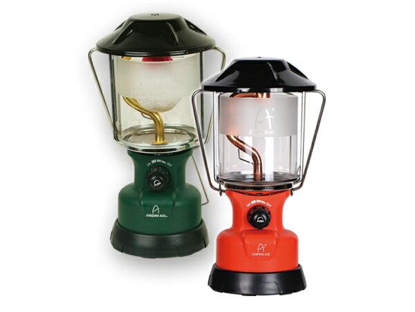 野樂天蠍星瓦斯燈,大型燈具散發熱能,在寒冷區域,可作為取暖裝置 ARC-920 野樂 Camping Ace