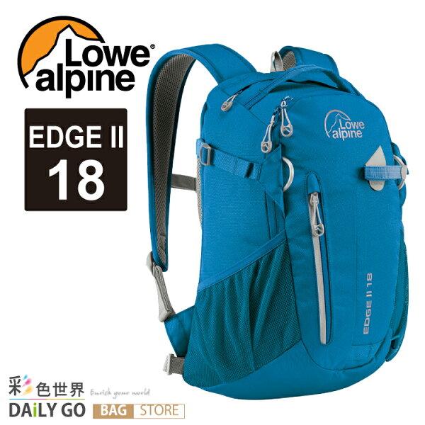登山包 後背包 Lowe alpine EDGE II 18 -西洋藍 FDP-4918A