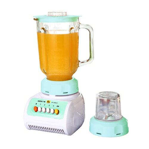 鍋寶 1500㏄ 碎冰式 玻璃杯 果汁機 JF-1582-D