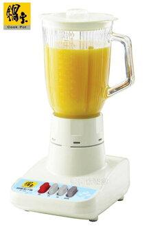 鍋寶 1600㏄ 玻璃杯 果汁機 JF-1602