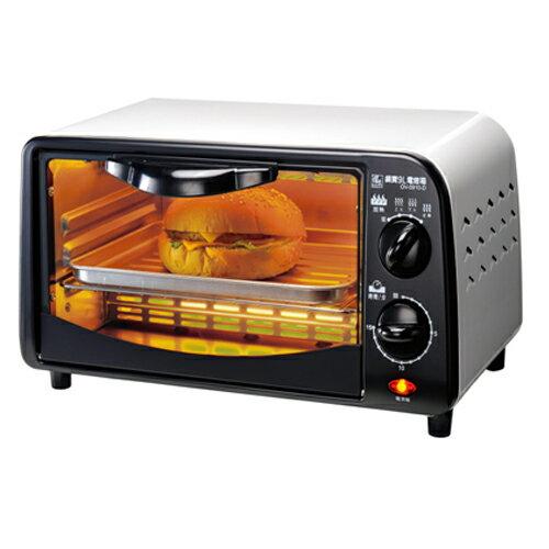 鍋寶9L歐風電烤箱(OV-0910)