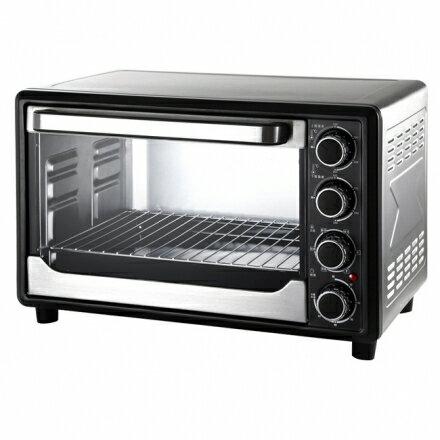鍋寶33L雙溫控不銹鋼烤箱OV-3300-D