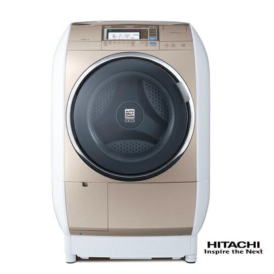 【HITACHI日立】原裝風熨斗滾筒式洗脫烘SFBD3900T~(限區配送+安裝)