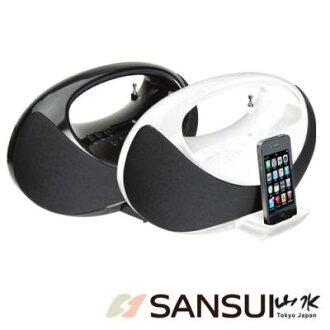 山水SANSUI 藍芽多媒體隨身手提式播放器 SRIP-01A