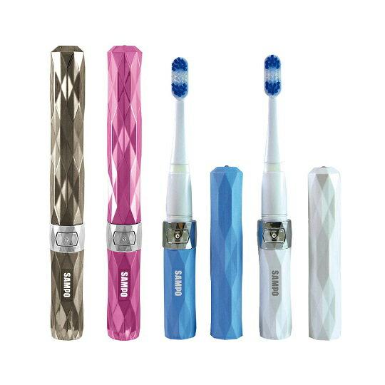 聲寶時尚型晶鑽音波震動牙刷(附刷頭5入)TB-Z1309L