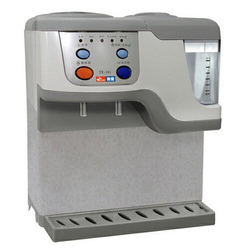 東龍 RO專用 蒸汽式 電動出水 溫熱 開飲機 TE-181
