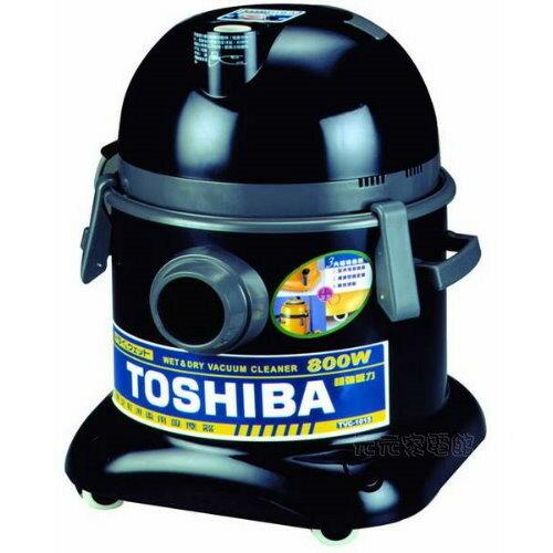 TOSHIBA 東芝 乾濕兩用吸塵器 TVC-1015