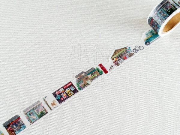 *小徑文化*日本進口和紙膠帶 Yano design 旅行假期系列 - 昭和 ( YD-MK-063 )