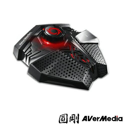圓剛神盾抗噪麥克風GM310 為遊戲溝通而生!!! 能有效抑制電腦喇叭回音干擾