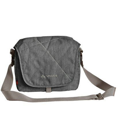 VAUDE AgaPET Small Messenger Bag (anthracite) 0