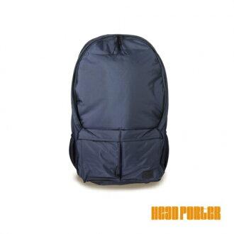 【加賀皮件】 HEAD PORTER 僅有一件 LAPTOP DAY PACK 日本頂級黑美布超輕量後背包【HP282800200】