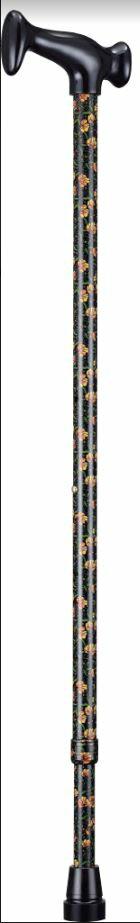 10段調節●T型塑膠手杖(拐杖) *MIT精緻製造*『康森銀髮生活館』無障礙輔具專賣店 2